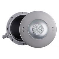 Светильник N606V, LED, белый холодный, встраиваемый, пленка, AISI-316, 12Вт, 12В AC