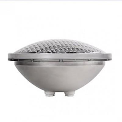 Лампа P708, LED, RGB 2 пр., PAR56, 35 Вт, 12В AC, AISI-316 /P708P35R2SS/