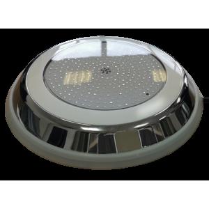 Светильник W803, LED, RGB 2 пр., накл., лайнер, 25Вт, 12В AC, AISI-316 /W803VP25R2SS/