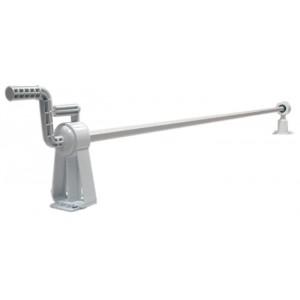 Сматывающее устройство стойки ABS, -пластик, телескоп. штанга 5,5/7,2 м