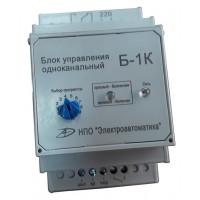 Блок управления для сенсорной пьезокнопки ВБз27R1SN-C-12T, 220B