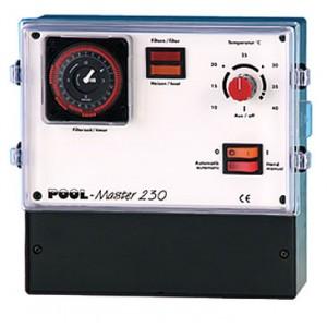 Панель управления фильтрацией и нагревом OSF Pool-Master-230, 220 В, 1кВт