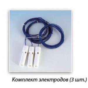 Комплект из 3 электродов с держателем для OSF NR-12-TRS-2, из стали V2A