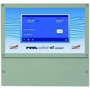 Панель управления многофункциональная OSF POOL-Control-45-exclusiv, 220В/380В, 3кВт