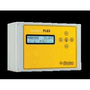 Панель управления многофункциональная Combitrol FLEX, 230 В / 50 Гц, Dinotec