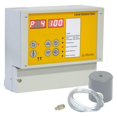Панель управления переливом  Dinotec Level Control SOLO, 230В