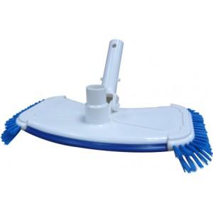 Щетка для подводного пылесоса с боковыми ворсинками