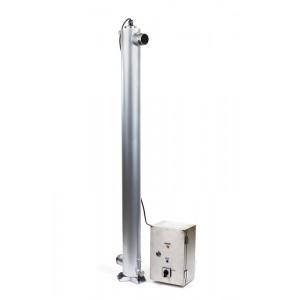 Ультрафиолетовая установка   7м³/час UV TECH для соленой воды,  без блока промывки