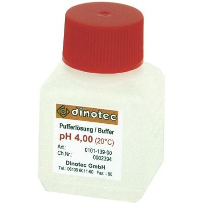 Калибровочный раствор рН 4, 50ml, Dinotec