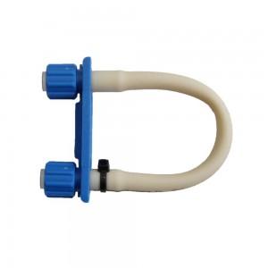 Шланговая арматура для перистальтического насоса станций MRD с креплением