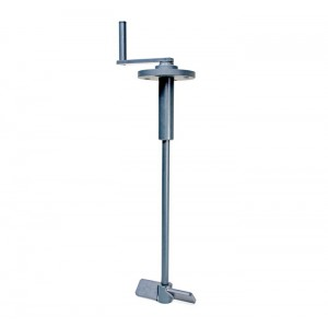Миксер для перемешивания жидкости MANUALE 60 СМ PVC модель AGT