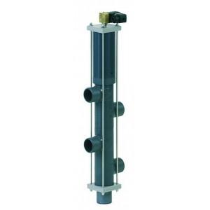 Вентиль Besgo 5-ти поз. DN 40/Ø 50 мм, 125 мм, с электромагн. кл-ном 230В