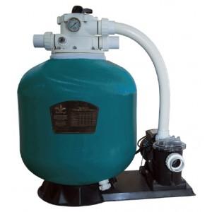 Моноблок KB400, d.400мм, 6 м³/час (фильтр KP400+ насос STP50)