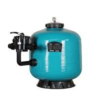 "Фильтр KS650, шпул. навивки, d.650мм, 16м³/ч, бок. подкл. е 1½"", без вентиля"