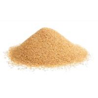 Песок кварцевый 25 кг фракции 0,5-0,8 мм