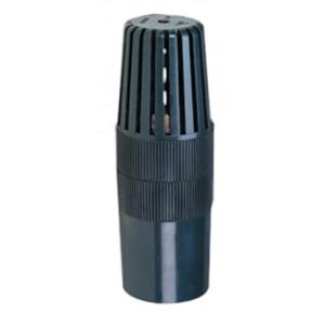 Обрат.клапан с фильтром грубой очистки ПВХ 1,0 МПа d_40