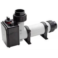 Водонагреватель  9 кВт Pahlen корпус пластик, тэн Incoloy825 д/п, термостат,реле перегрева,муфты d50
