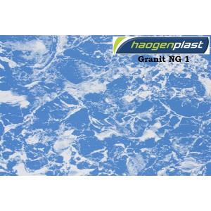 "Пленка ПВХ 1,65х25,00м ""Haogenplast"", Granit NG 1, светлый гранит"