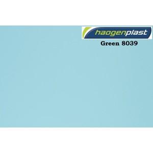 "Пленка ПВХ 1,65х25,00м ""Haogenplast"", Green, бирюзовый"