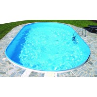 Бассейн овальный Summer Fun  ( 6,00 х 3,20 х1,50)