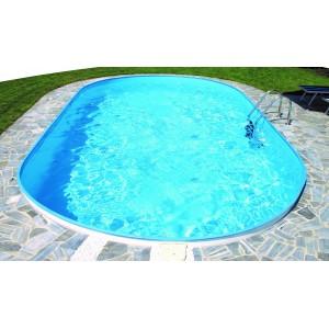 Бассейн овальный Summer Fun  ( 11,00 х 5,50 х1,50)