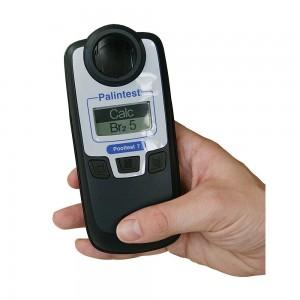 Фотометр Pooltest 7 в 1 с набором реагентов Dinotec