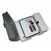 Пульт управления аттракционом 380В, 4,0 кВт, авт.9-14А, с пневмовыключателем